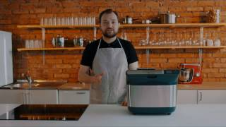 Хлебопечка GEMLUX GL-BM-977 / Обзор домашней хлебопечки 19 программ