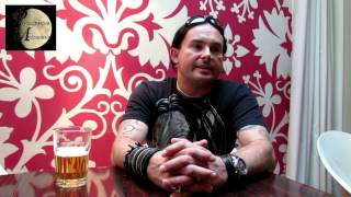 "CRADLE OF FILTH - ""Interview Dani Filth"" (September 2012)"