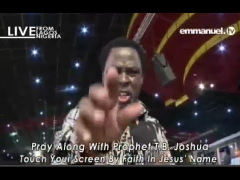 SCOAN 28/05/17: Mass Prayer, Prophecy, Deliverance & All Nations Prayer with TB Joshua (Part 3/3)