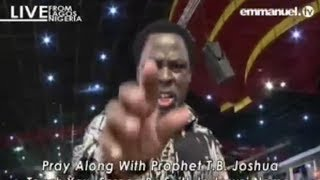 Download Video SCOAN 28/05/17: Mass Prayer, Prophecy, Deliverance & All Nations Prayer with TB Joshua (Part 3/3) MP3 3GP MP4