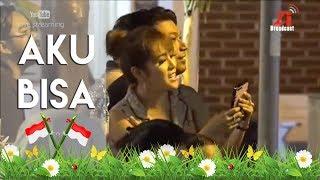 """Kidnep Flanella - """"Aku Bisa"""" (Live Streaming) 8/10"""