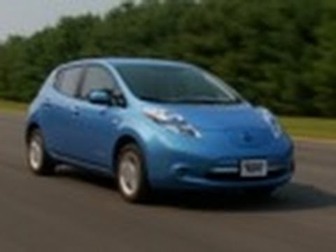 Nissan Leaf Review | Consumer Reports   YouTube