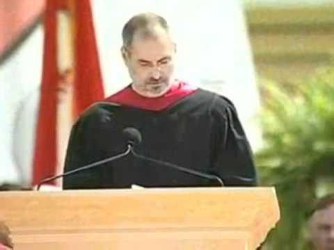 Steve Jobs: Stay hungry, stay foolish! (RU)