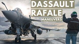 Dassault Rafale MRCA Crazy Maneuvers