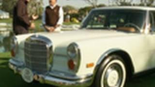 The Mercedes Benz 600 Series
