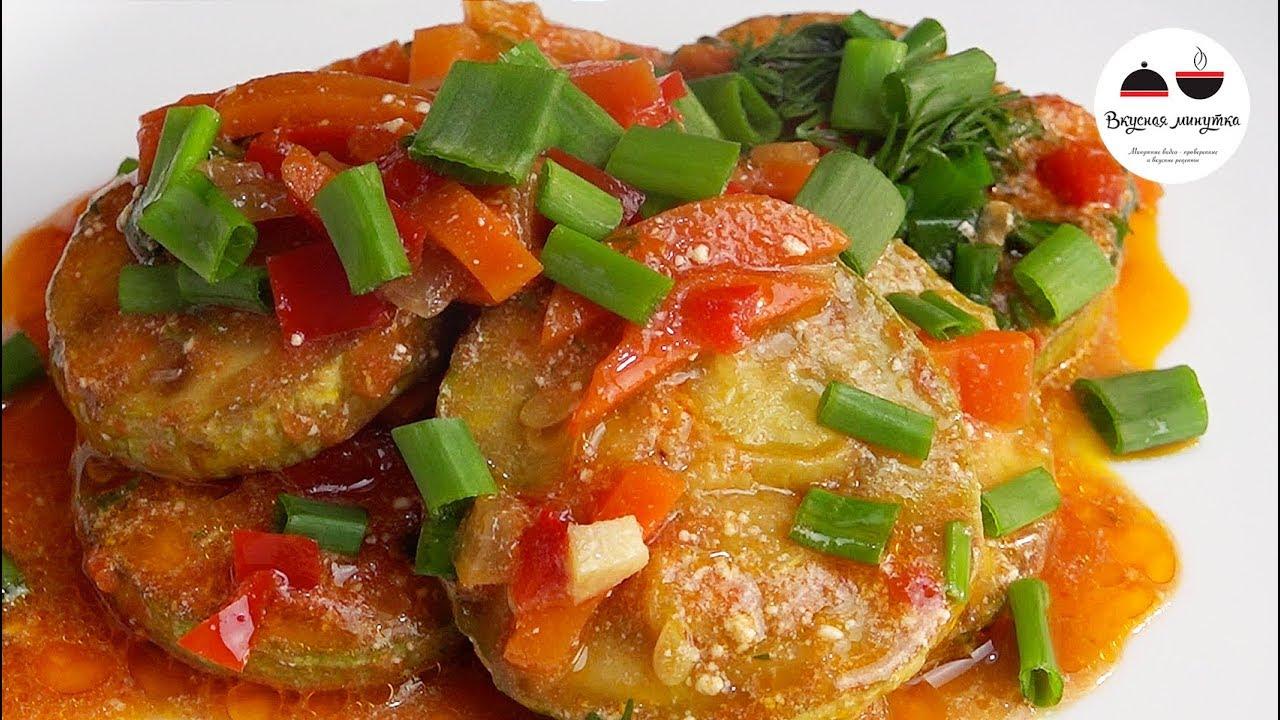 кабачки с картошкой тушеные рецепт с фото