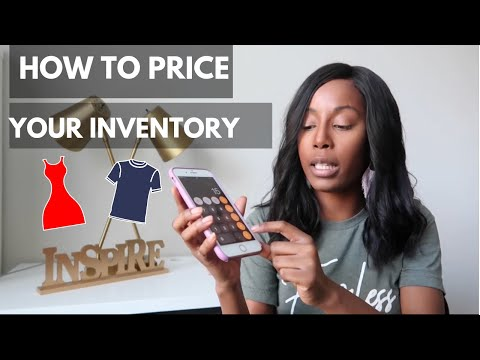 How to Price Inventory in an Online Boutique