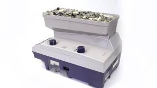 видео Купить счетчик сортировщик монет Cassida C550 в Спб