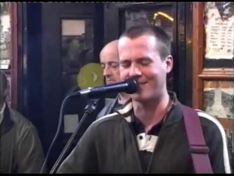 Gary Og Live in Bairds Bar - Something InsideSo Strong.