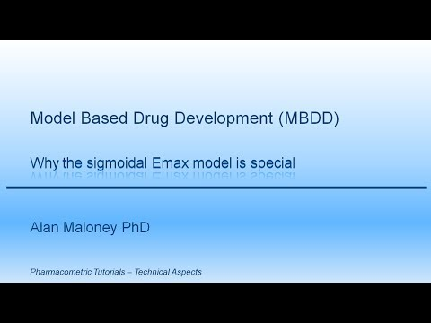 L3 - Why the Sigmoidal Emax model is Special
