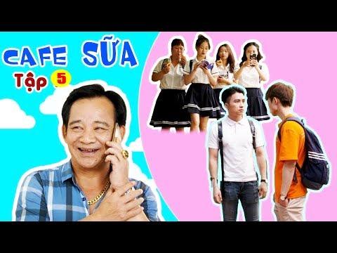 Đại Ca Của Trường   Cafe Sữa - Tập 5   Phim Ngắn Học Đường Hay Nhất 2019