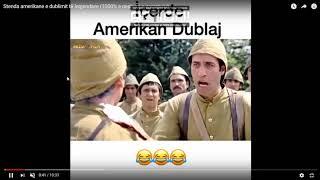 Amerkan dublaji ben konustum(turkce)
