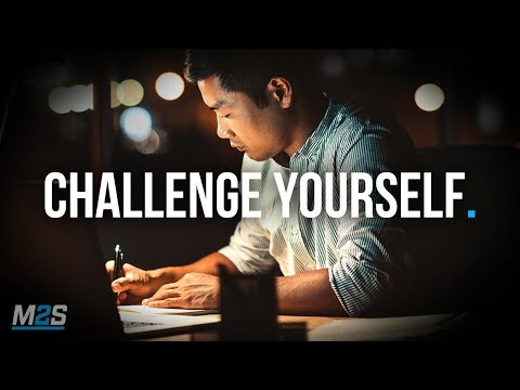 CHALLENGE YOURSELF - Best Study Motivation