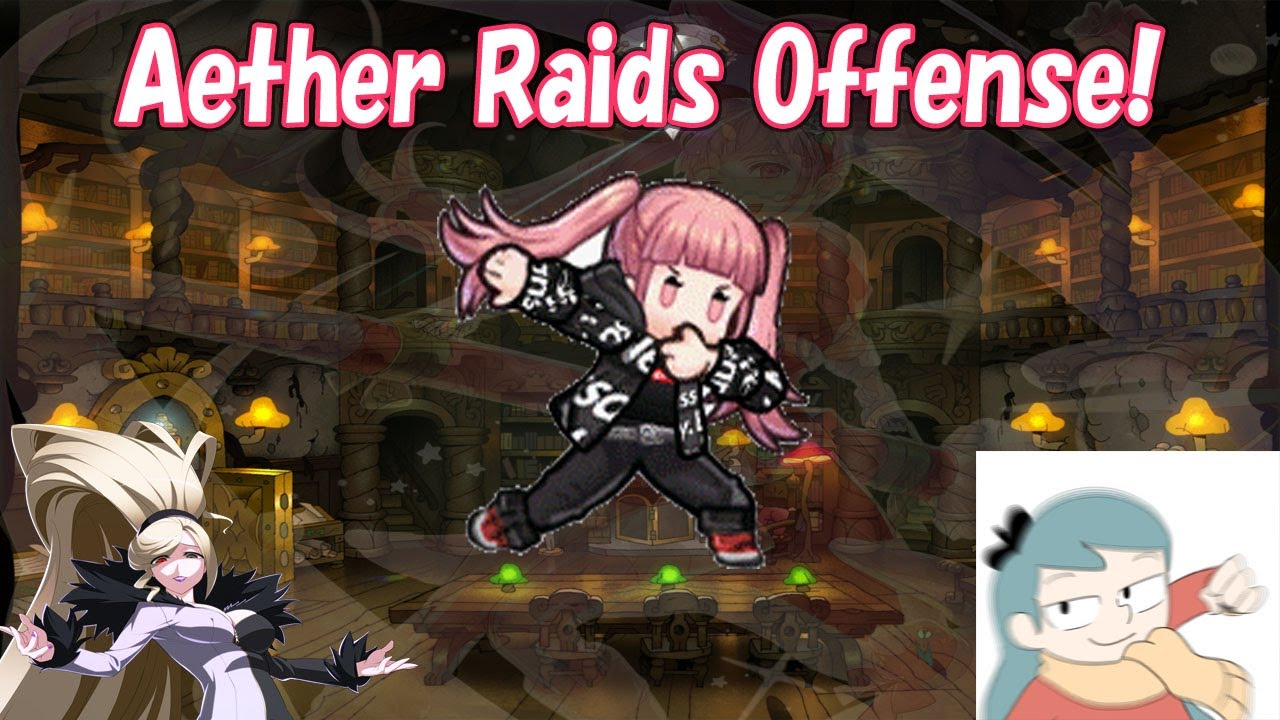 Hilda's Road to Attain Heaven - Tier 28 AR Offense