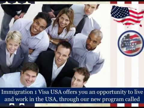 USA VISA  Immigration 1 Visas Program