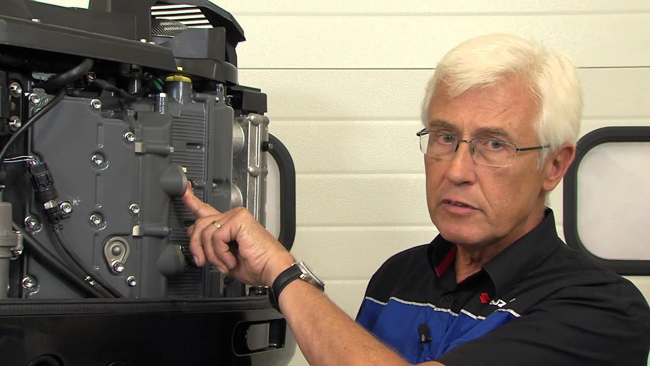 Top Tips - Anodes  Suzuki Performance Outboards
