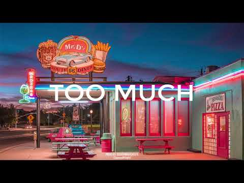 """Too Much"" - Soul RnB Instrumental | Bryson Tiller x Khalid x Ella Mai Type Beat"
