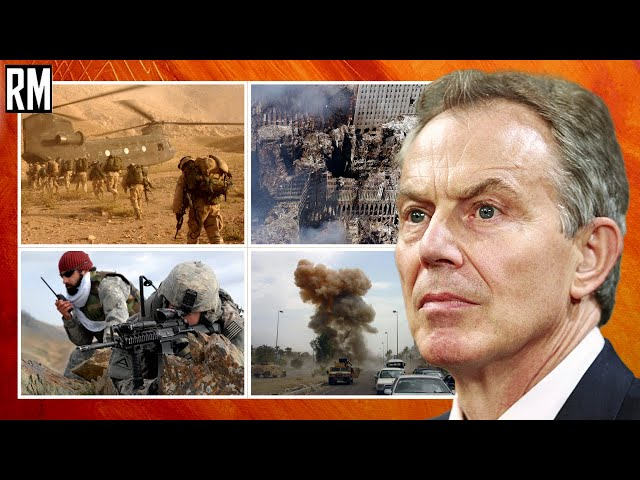 Tony Blair Praises Occupation of Afghanistan