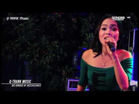 SINGGAH ( Feby Pesek ) Q-TRANX MUSIC LIVE KALIKALONG