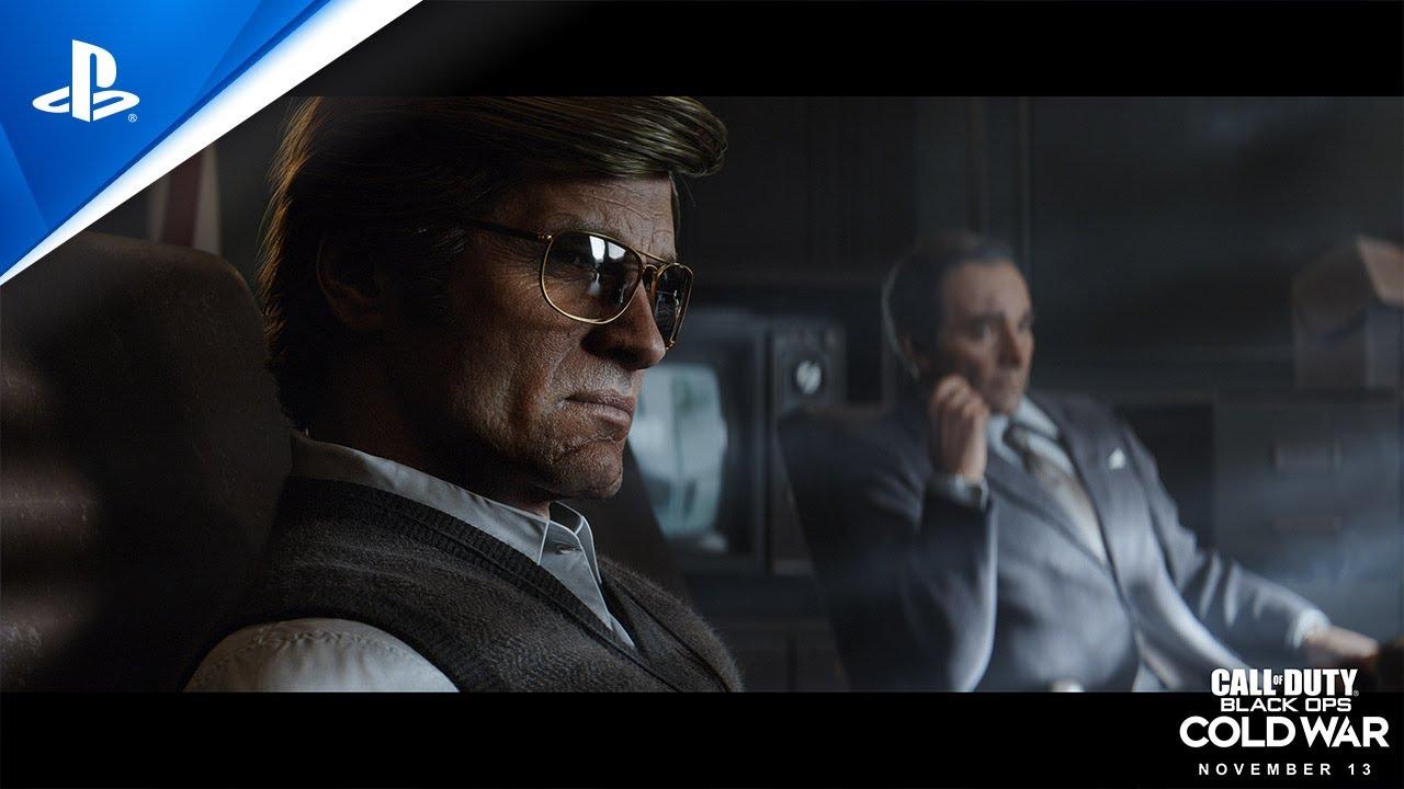 Call of Duty Black Ops Cold War - GamesCom 2020 ONL Cinematic | PS4