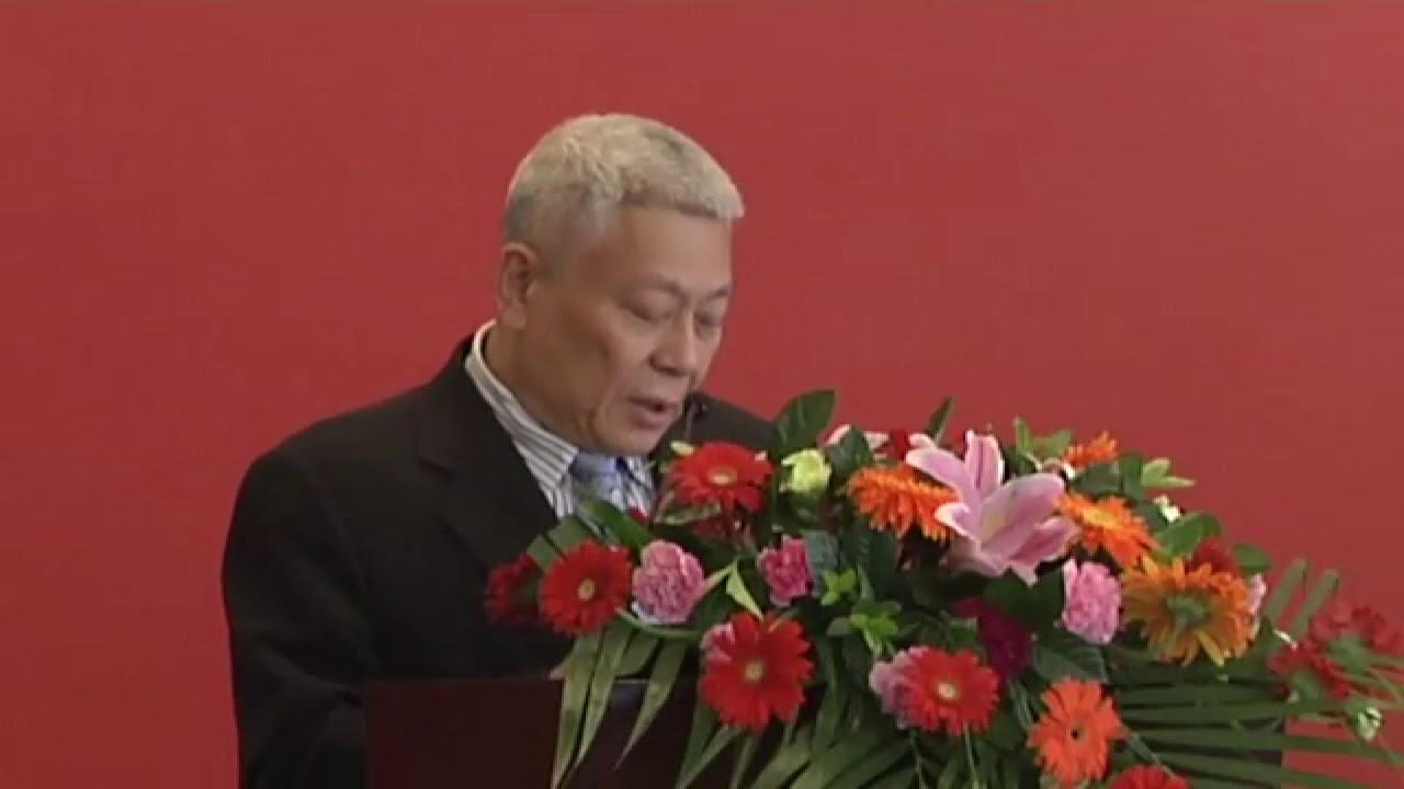 旺旺集團董事長蔡衍明演講 - YouTube