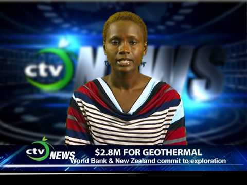 CTV NEWS - 2.8M For Geothermal Resource Development Project; Cruise Fire Victims