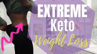🔥 KETO Results and Symptoms • Weeks 1-3 • Insane Weight Loss
