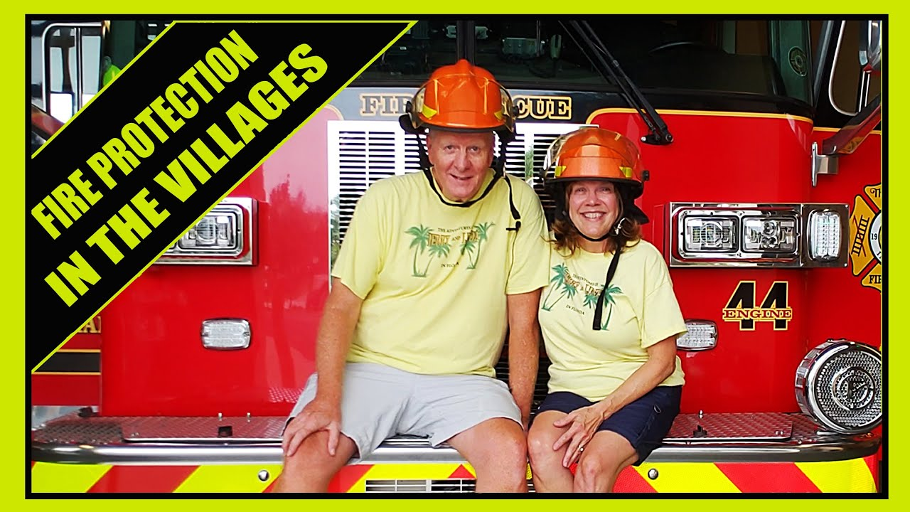 The Villages Fire Chief Tells All