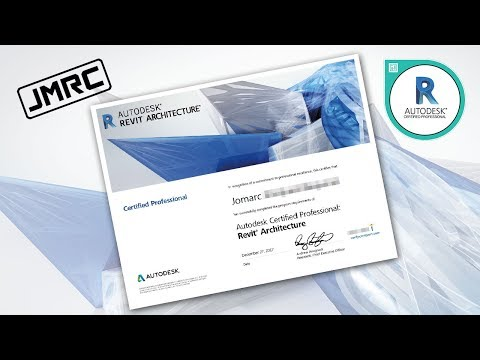 Exam Prep Tips in Revit Architecture Certiifcation