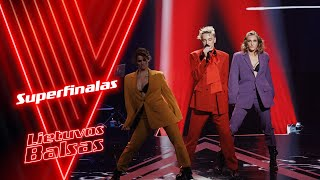 Artūras - Nieks Nepasikeis | FINAL | The Voice of Lithuania S8