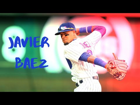 "Javier Baez Mix | ""The Box"" Roddy Ricch"