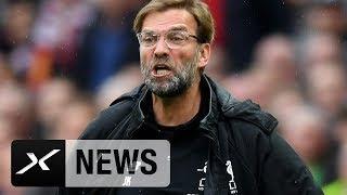 "Jürgen Klopp kocht: ""Ich bin wütend!"" | FC Liverpool | Premier League"
