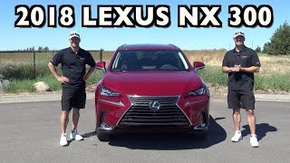 Here's the 2018 Lexus NX 300 Review on Everyman Driver
