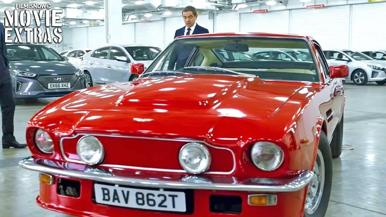 Johnny English Strikes Again Cars Featurette Youtube