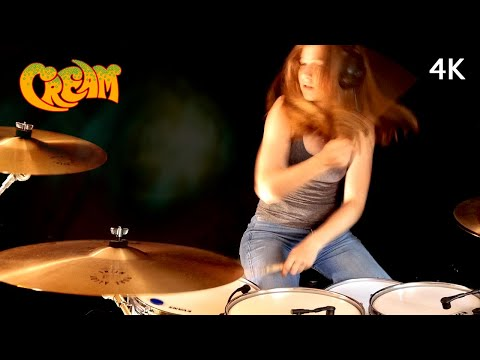 Cream - Sunshine Of Your Love; Drum Cover by Sina