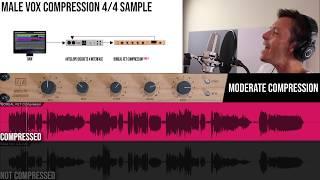 TIERRA Audio BOREAL FET Compressor   VOX Samples