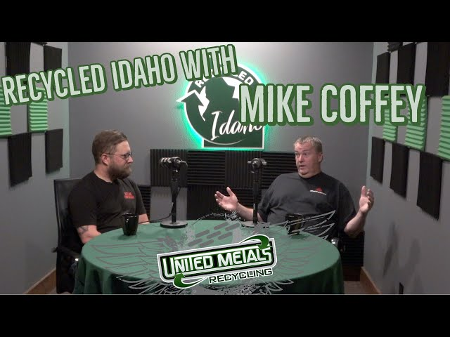 Recycled Idaho with Mike Coffey of Abatement Pro
