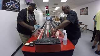 Slot Car Drag Racing (Tippy & Andre)