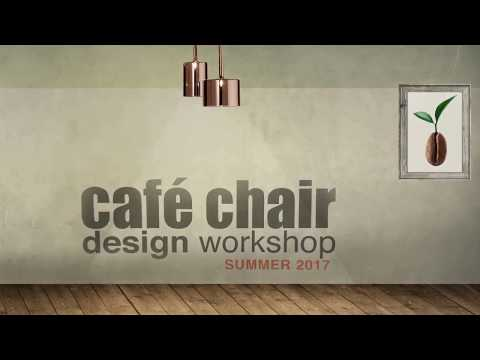 Cafe Chair - AU Industrial Design 2017