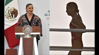 """La titular de la Conade calificó como """"lamentable"""" el comentario de Paola Espinosa en el que dejó notar su molestia por no haber participado en los Juegos Olímpicos"""