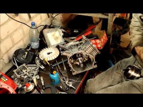 ремонт мотоблока