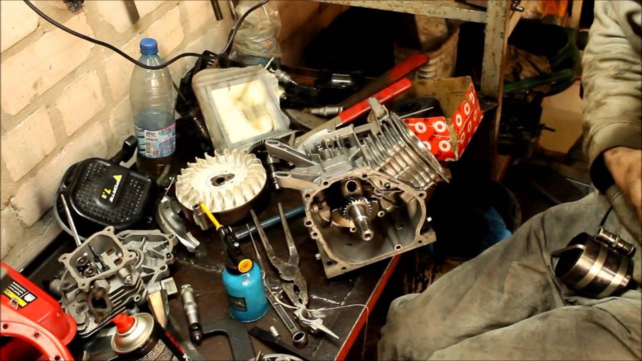 Ремонт двигателей лифан для мотоблоков своими