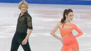 Meryl Davis and Charlie White lead in Four Continents - from Universal Sports