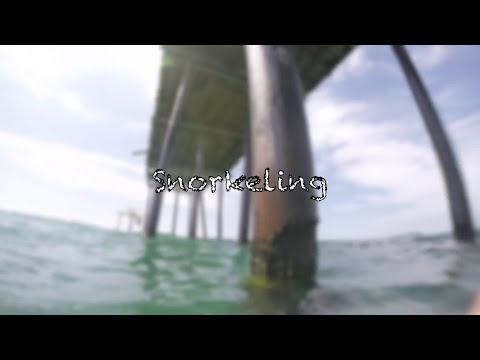 Snorkeling Frisco Pier Cape Hatteras OBX