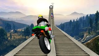 GRAND BIKE STUNTS GAME 2019 #Dirt Motorcycle Racer Game #Bike Games 3D For Android #Games To Play