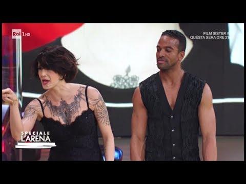 Gli scontri tra Selvaggia Lucarelli e Asia Argento a Ballando con le stelle - L'Arena 02/07/2017