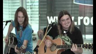 Black Stone Cherry - Lonely Train UNPLUGGED @ ROCK ANTENNE