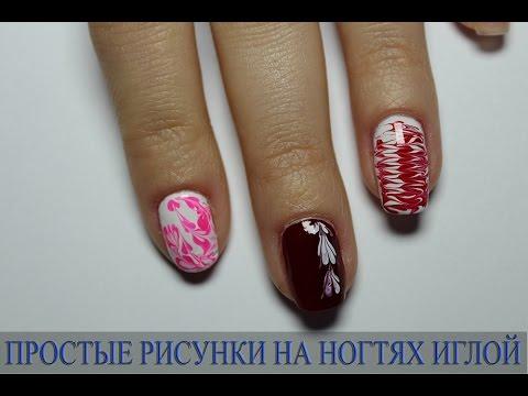 Как красить ногти