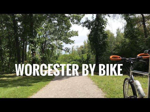 Worcester By Bike Episode 20: Endangered Structures tour