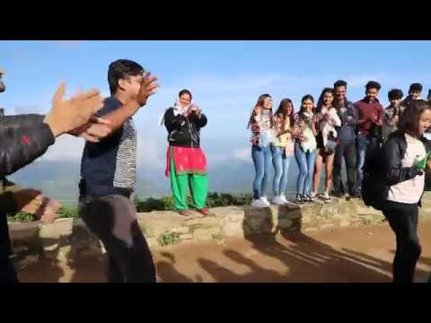 Reshham Feriri, Twin Dance @illam, Kanyam , LMTC Trip
